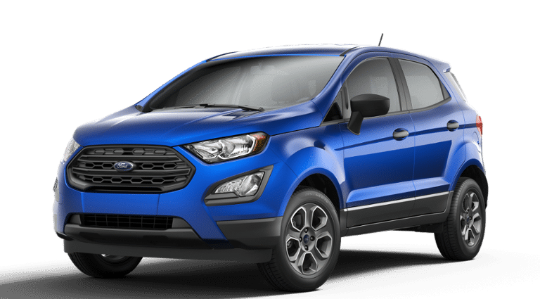 New 2019 Ford EcoSport S SUV Boise, ID